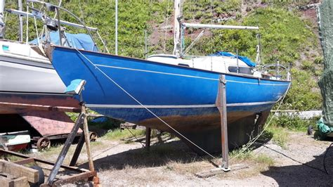 Small Boats For Sale South Wales by Invicta 26 In South Glamorgan Wales Boats And Outboards