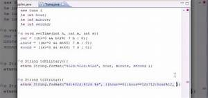 How To Convert Military Time To Standard Time For Java