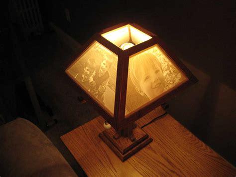 Light On by Craftsman L With Custom Lithophane