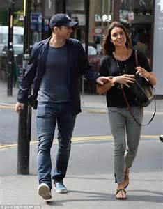 Frank Lampard and fiancée Christine Bleakley sport ...