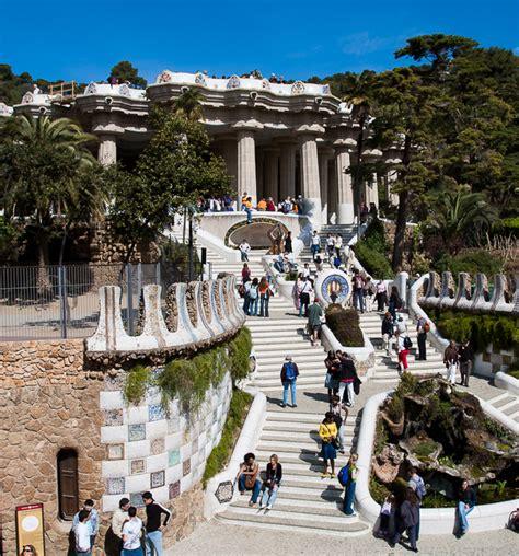 About Park Güell | Antoni Gaudí | About Barcelona Parks ...