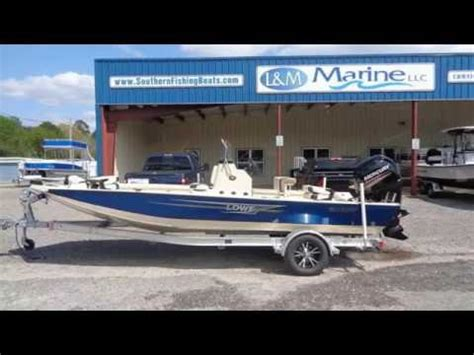 Bay Boats For Sale Mobile Al by New 2016 Lowe Boats 20 Bay Boat For Sale In Stapleton And
