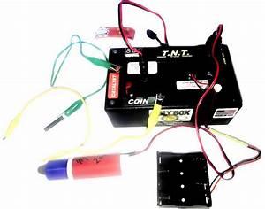 Ugly Box Electrolysis Unit