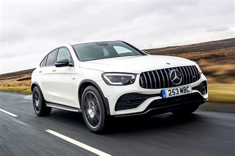 The answer is an enthusiastic yes. Mercedes-AMG GLC 43 4MATIC Coupe 2020 UK review | Autocar