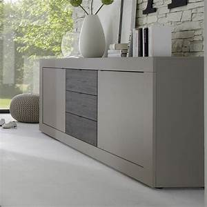 awesome meuble salle a manger gris taupe images amazing With salle a manger couleur taupe