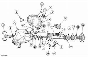 What Is The Actual Part Name Or Part Number For The 4wd Part On The Front Axle  The One That Is