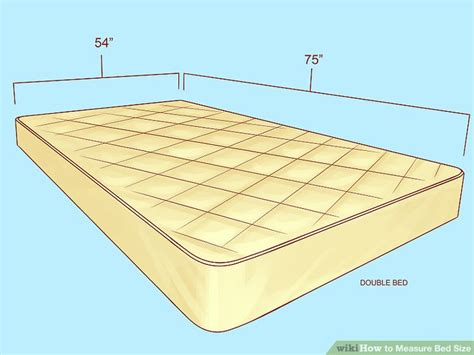 mattress bunk bed how to measure bed size 10 steps with pictures wikihow