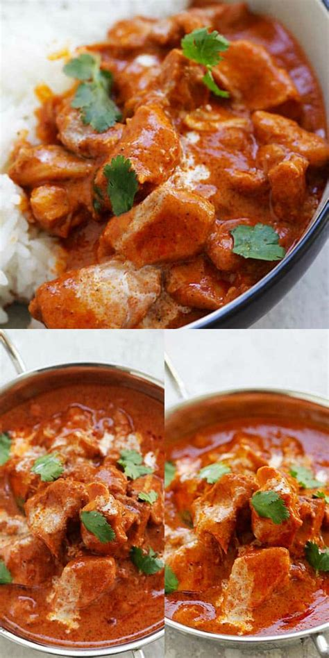 Doesn't require a plethora of. The best Indian butter chicken recipe with rich, creamy and delicious tomato butter chicken ...