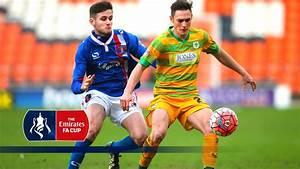 Carlisle 2-2 Yeovil - Emirates FA Cup 2015/16 (R3)   Goals ...