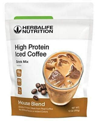Order your herbalife nutrition products from a herbalife independent member. HERBALIFE Iced Coffee High Protein - House Blend & Mocha 12oz/ FREE SHIPPING   eBay