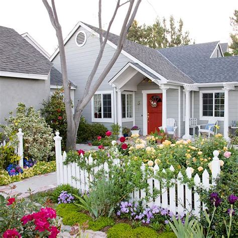 cottage landscaping ideas for front yard new home interior design front yard flower power