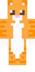 minecraft cat skin orange cat skin minecraft skins