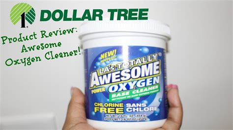 Dollar Tree Product Review La's Totally Awesome Cleaner