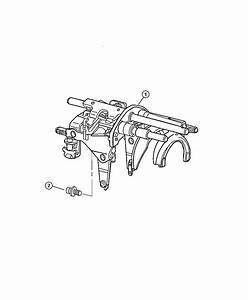 Jeep Liberty Used For  Fork And Rail Assy  Manual