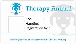 how to register your dog as a therapy dog service dog With best place to get an esa letter