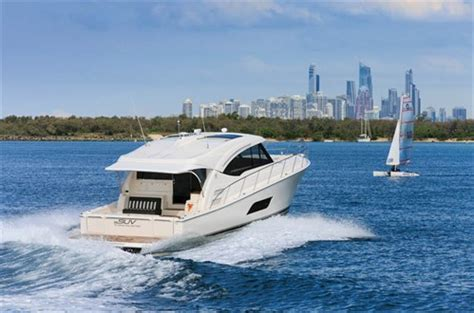 Unturned Fast Boat by Riviera 515 Suv Review Trade Boats Australia