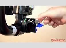 Hak holowniczy automat wypinany pionowo wertykalny YouTube