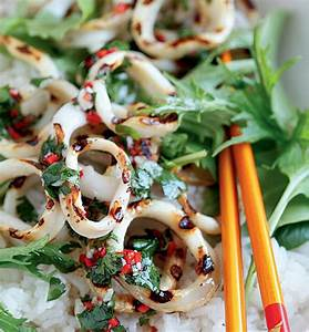 Grilled calamari rings recipe | Calamari | Pinterest ...