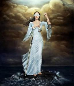 Themis Titaness of justice. Themis is the daughter of ...
