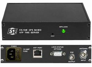 Standard Authorization Form Es 104e Gps Based Ntp Time Server