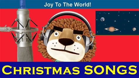 animated christmas songs joy to the world kids songs