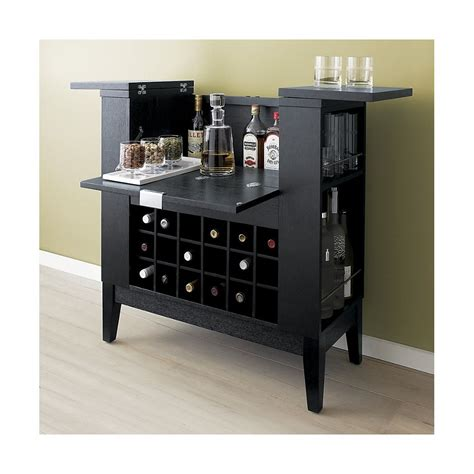 crate and barrel steamer bar cabinet shop kobalt 30 in w x 72 in h x 20 in d steel freestanding