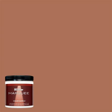 behr premium plus ultra 8 oz 250d 7 caramelized orange