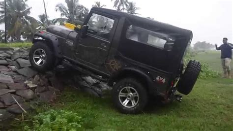 First Mahindra Thar Adventure Edition Modified In Kerala