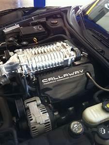 Chevrolet Callaway Corvette Overheating