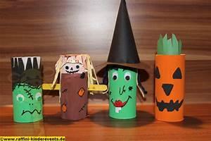 Halloween Deko Basteln : halloween party deko ~ Lizthompson.info Haus und Dekorationen