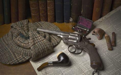 sherlock holmes museum london exhibition items guns biggest years el opens telegraph detective wonderfully evocative