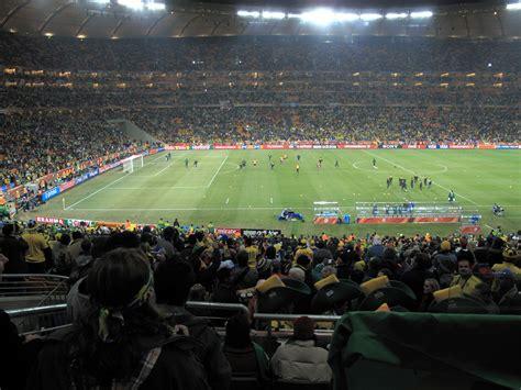 South Africa 2010 - Brazil/Ivory Coast (Johannesburg)