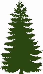Green Pine Tree Clip Art at Clker.com - vector clip art ...