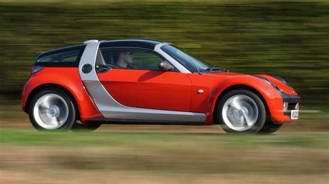 Smart Car Coupe by Worst Sports Cars Smart Roadster