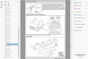 Official Workshop Service Repair Manual For Suzuki Carry