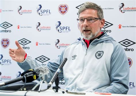 '˜This is my livelihood': Craig Levein insists he's right ...