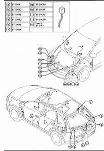 Mazda 3 Body Parts Diagram