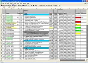 wedding planning software gantt chart for wedding planning software