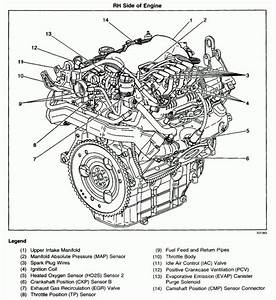 2002 Oldsmobile Engine Diagram