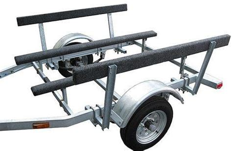 Boat Trailer Uprights by Guides Side Load Guides Pacific Trailers