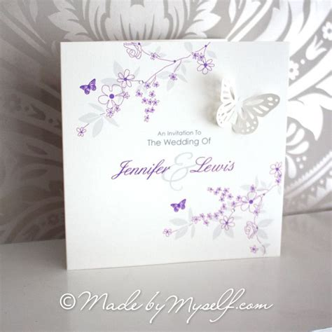 25 best ideas about butterfly wedding invitations on