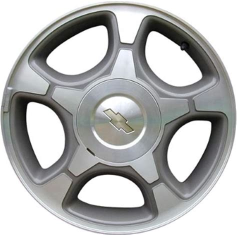 chevrolet trailblazer wheels rims wheel rim stock oem