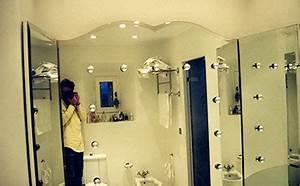 Coiffeuse 3 Miroirs : en verre et contre tout r alisations verrerie mobilier et luminaire en verre ~ Teatrodelosmanantiales.com Idées de Décoration