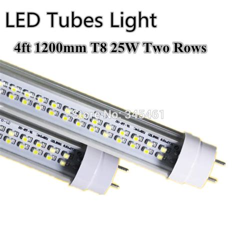 50pcs led 25w 4ft t8 line led ls