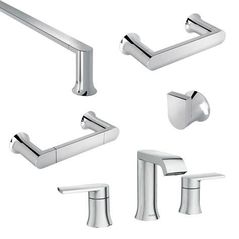 moen kitchen sink moen genta 8 in widespread 2 handle bathroom faucet with 4260