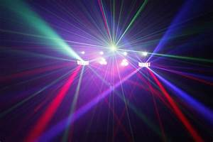 JB Systems - PARTY BAR - Light effects DJ & Club
