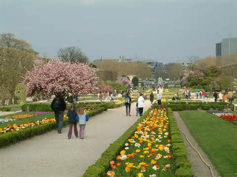Jardin Des Plantes Montpellier Primavera by So If You Are Interested Then Please Come To This Park