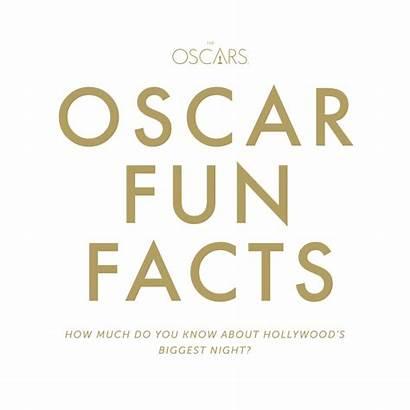 Facts Oscar Fun Know Much Oscars Biggest