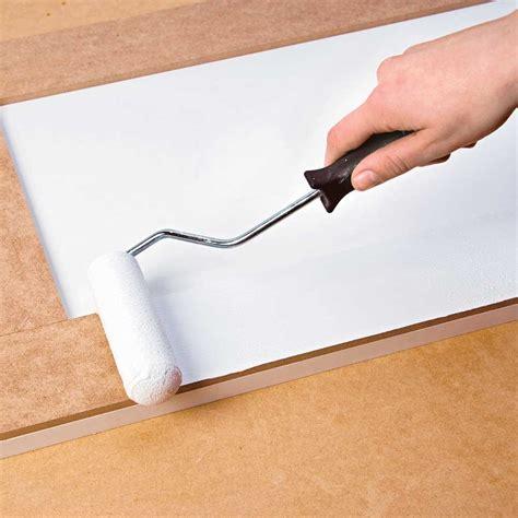peindre meuble cuisine stratifié comment transformer des panneaux de mélamine en é
