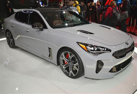 2019 Kia Stinger by 2019 Kia Stinger Specs Features And News Update 2019